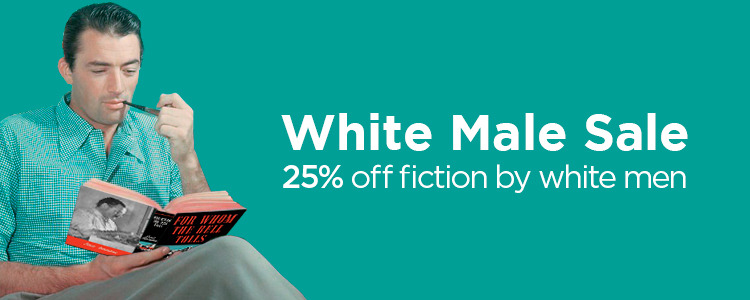 White Male Sale