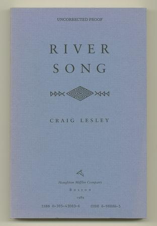 LESLEY, CRAIG, - River Song.