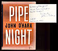click for a larger image of item #16359, Pipe Night