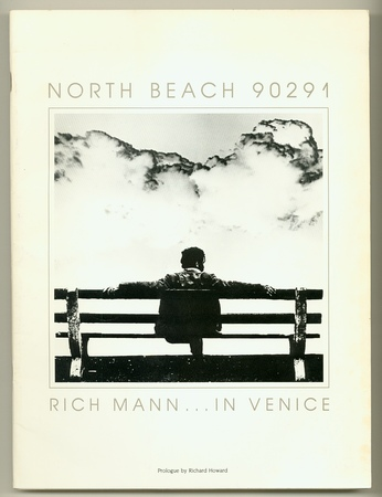 MANN, RICH, - North Beach 90291 [With Typed Letter Signed].