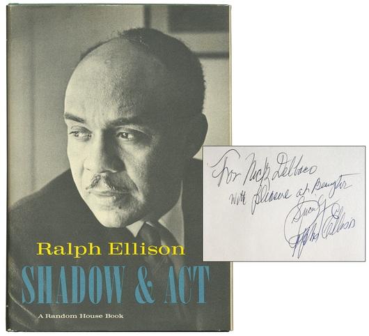 ralph ellison essays aricles