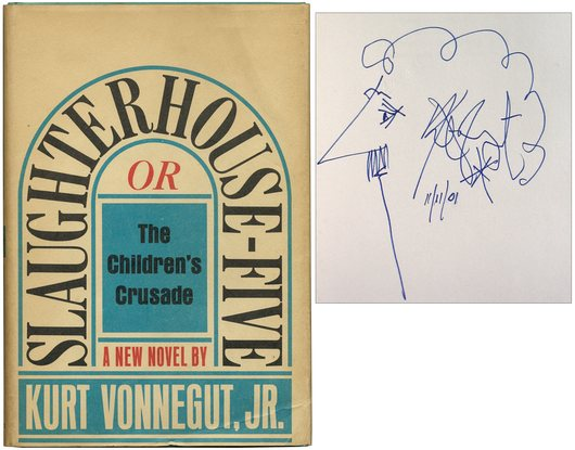 an analysis of the tragic absurdity of the twentieth century in slaughter house five by kurt vonnegu Start studying comm 292 midterm learn by kurt vonnegut about world war ii experiences and became known as modernism in the twentieth century.