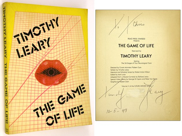 LEARY, TIMOTHY, - The Game of Life.