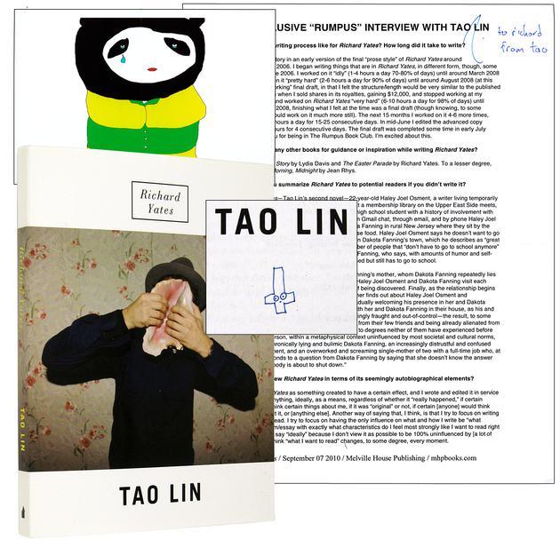 LIN, TAO, - Richard Yates, plus Interview.