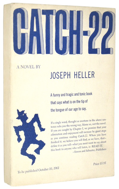 the perfect cohesion of comedy and tragedy in catch 22 by joseph heller