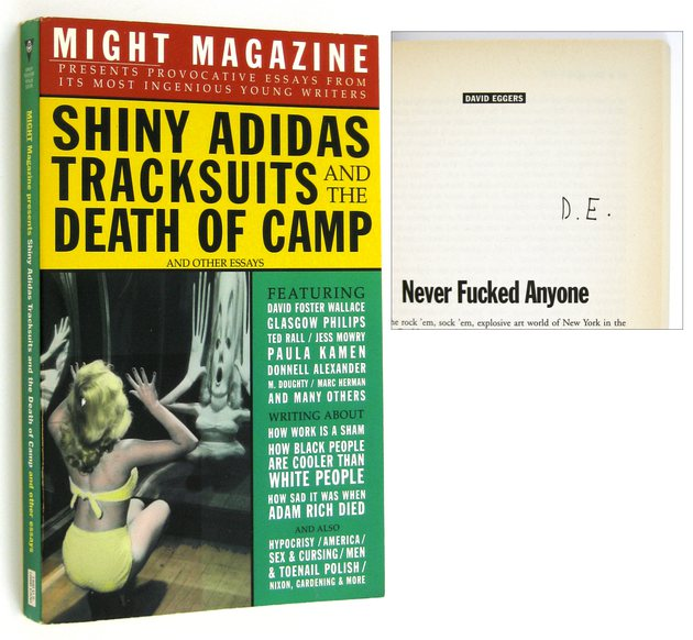 adidas camp death essay from magazine might other shiny tracksuits Download and read shiny adidas tracksuits and the death of camp and other essays from might magazine shiny adidas tracksuits and the death of camp.