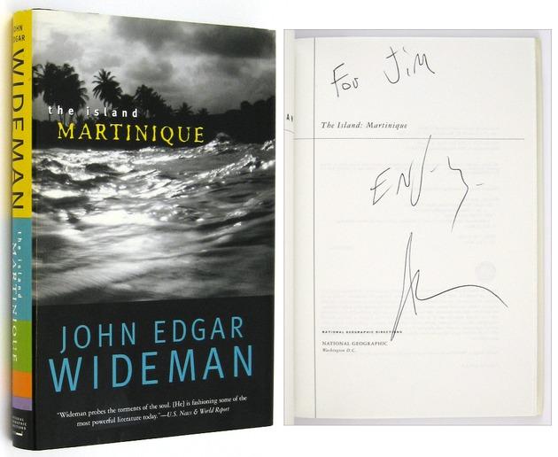 (TATE, JAMES). WIDEMAN, JOHN EDGAR, - The Island Martinique.