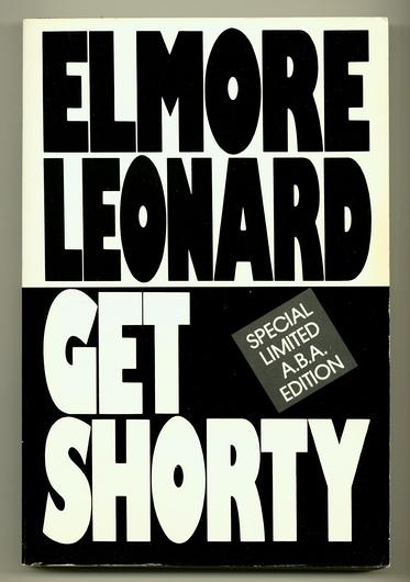 LEONARD, ELMORE, - Get Shorty.