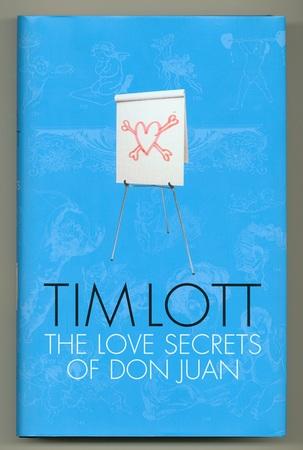 LOTT, TIM, - The Love Secrets of Don Juan.