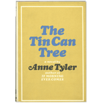Item #24212: TYLER, Anne - The Tin Can Tree